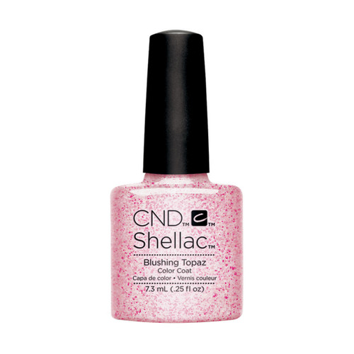 Shellac Blushing Topaz - 0.25 floz (7.3 ml)