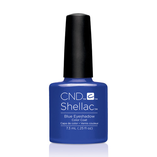 Shellac Blue Eyeshadow  - 0.25 floz (7.3 ml)