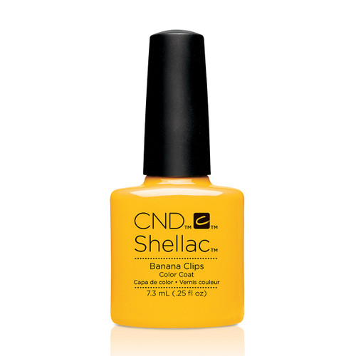 Shellac Banana Clips  - 0.25 floz (7.3 ml)
