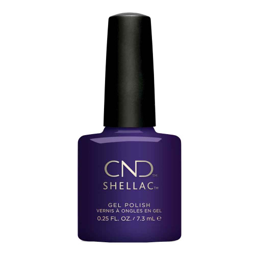 Shellac Eternal Midnight - 0.25 floz (7.3 ml)