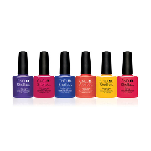 New Wave Shellac Collection