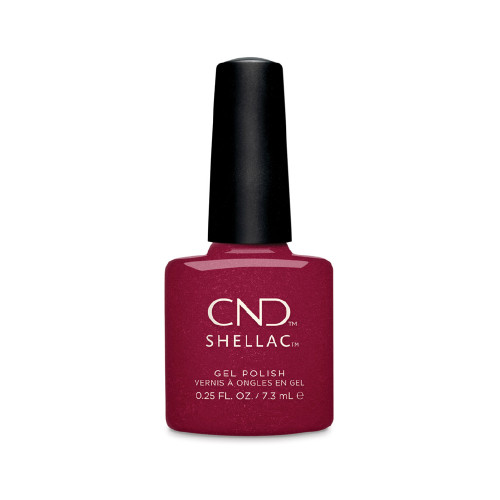 Shellac Rebellious Ruby  - 0.25 floz (7.3 ml)