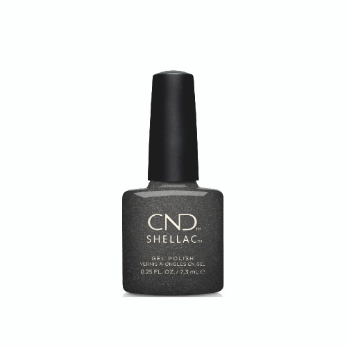 Shellac Powerful Hematite  - 0.25 floz (7.3 ml)
