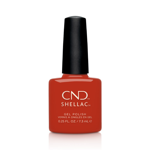 Shellac Hot or Knot - 0.25 floz (7.3ml)