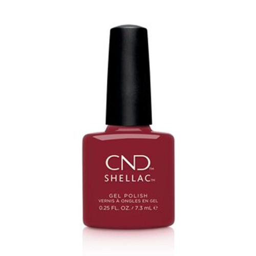 CND Shellac Cherry Apple
