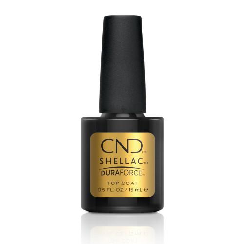 CND Shellac Duraforce Top Coat 15ml (0.5fl oz)