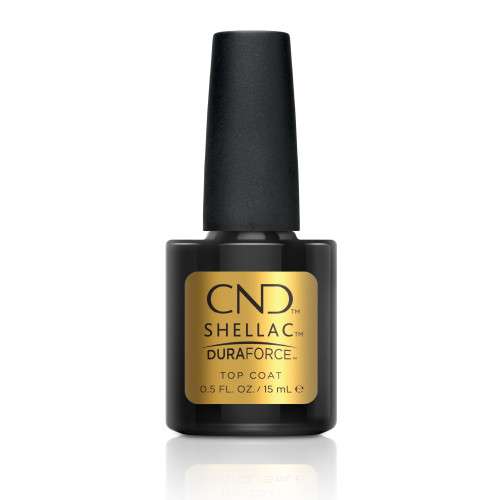 CND Shellac Duraforce Top Coat 15ml (0.5fl oz)