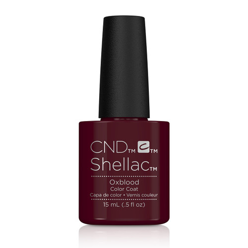 Jumbo CND Shellac Oxblood