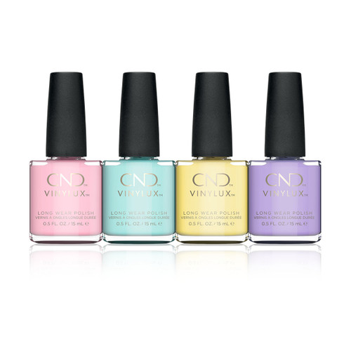 Vinylux Chic Shock Collection