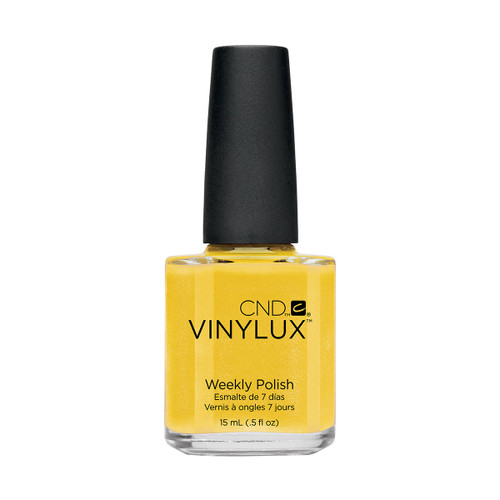 Vinylux #104 Bicycle Yellow 0.5oz