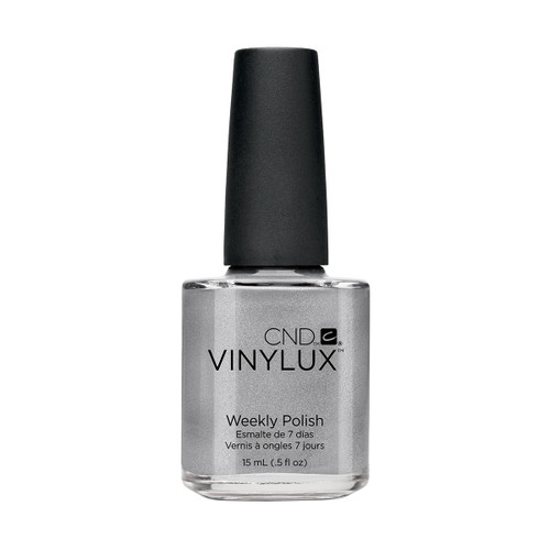 CND inylux #148 Silver Chrome
