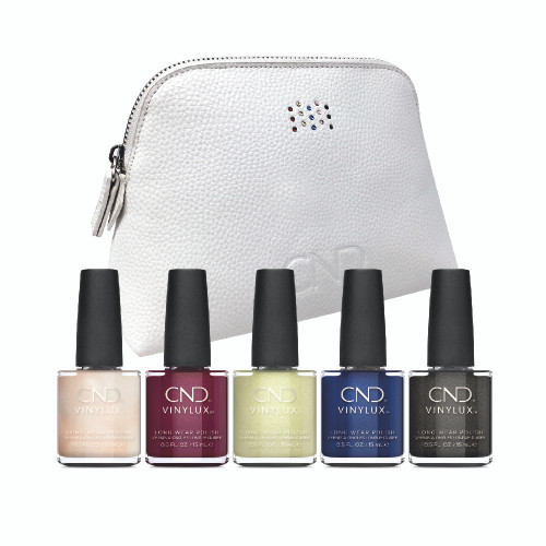Full Vinylux Crystal Alchemy Collection