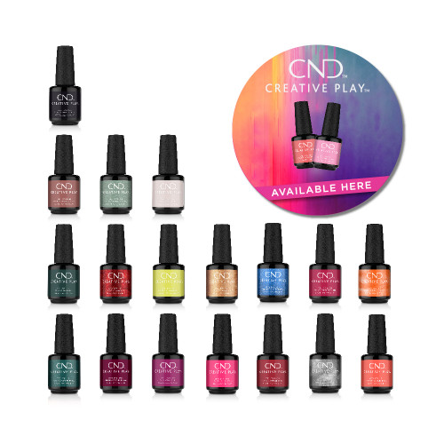 Creative Play Gel Colour Kit