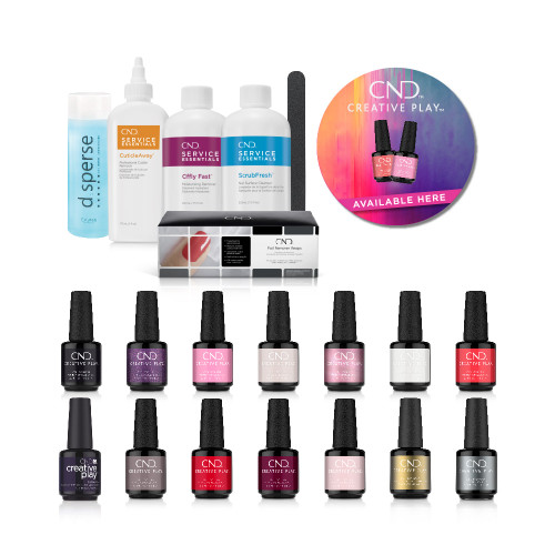 Creative Play Gel Starter Kit