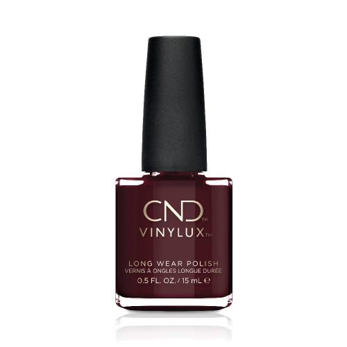 CND Vinylux Black Cherry