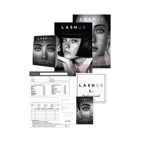 LashUs Marketing Kit