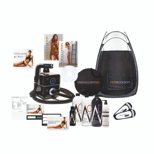 MoroccanTan Salon Kit