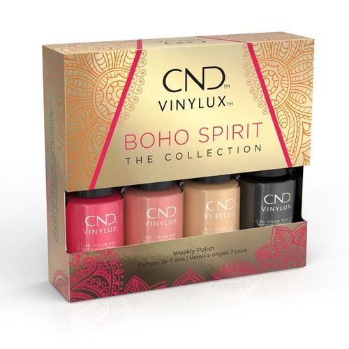 Vinylux Boho Spirit Pinkie Pack