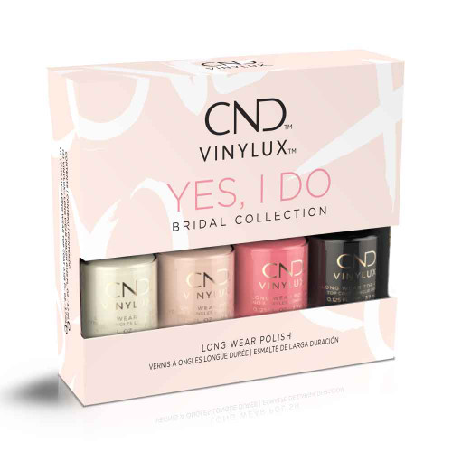 Vinylux Yes, I Do Pinkie Pack