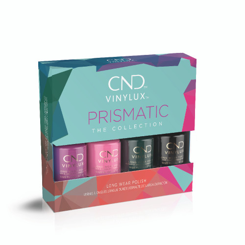 Vinylux Prismatic Collection Pinkie Pack