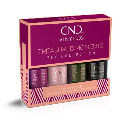 Vinylux Treasure Moments Pinkie Pack