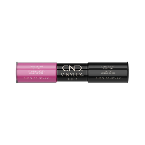 Vinylux 2in1 Hot Pop Pink  - 0.125 floz (4ml)