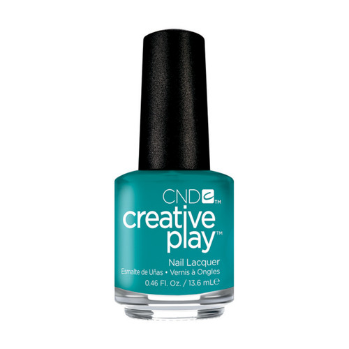 Creative Play#432 Head Over Teal 0.46oz