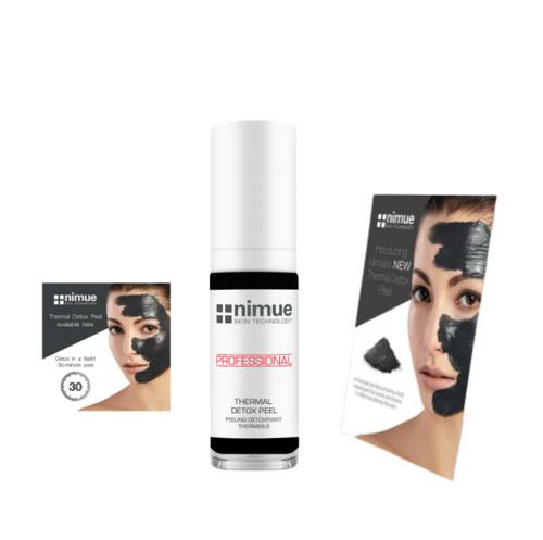 Nimue Thermal Detox Peel Launch Promo Lite