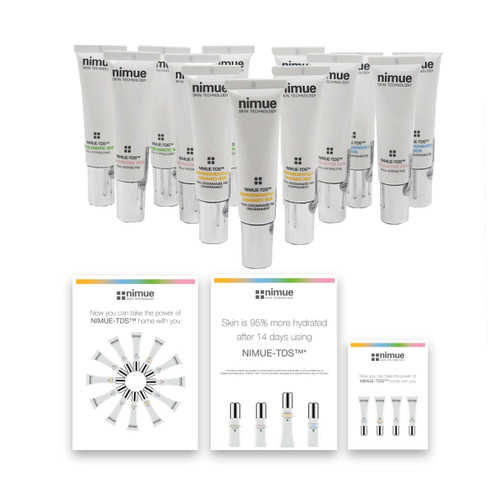 Nimue TDS Offer 12 for the price of 9 (SAVE 29%) + FREE MARKETING KIT