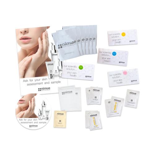 Nimue New Client Sampling Kit