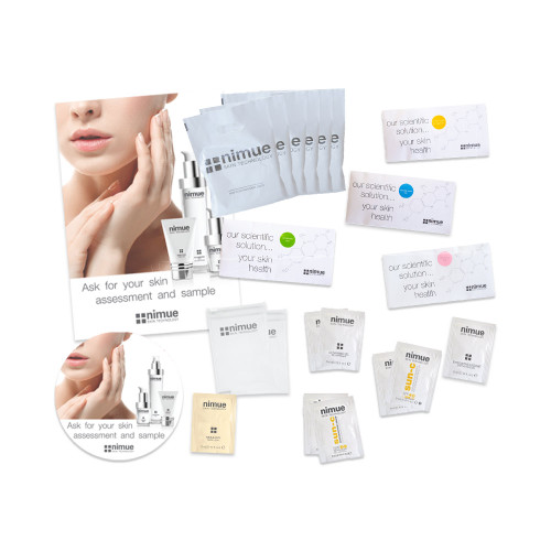 Nimue New Client Sampling Kit