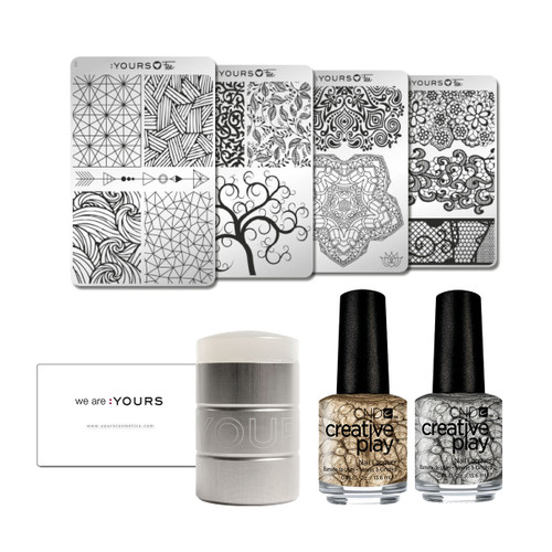 Yours Loves Fee Stamping Kit