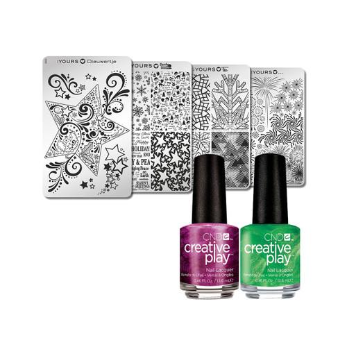 Holiday Stamping Kit