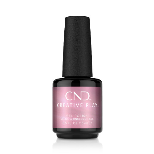 Creative Play Gel #458 I Like To Mauve It  15ml