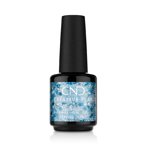 Creative Play Gel #459 Kiss + Teal  15ml