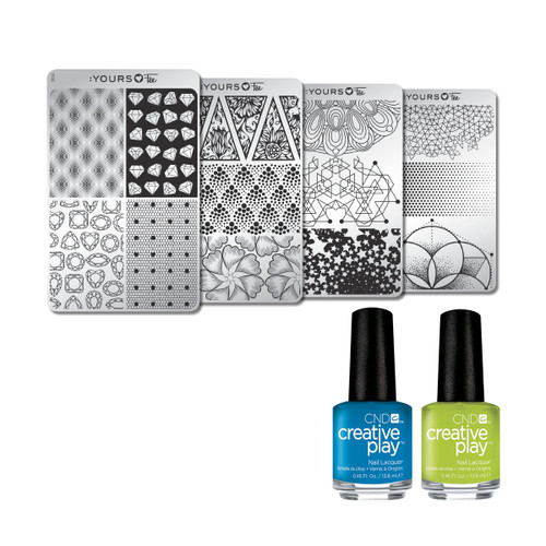 Urban Stamping Collection