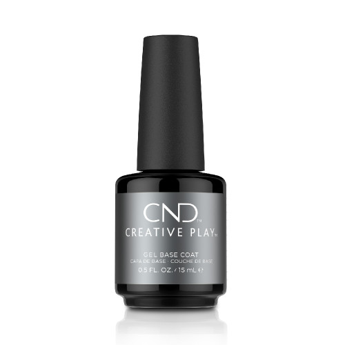 Creative Play Gel Base Coat 15ml