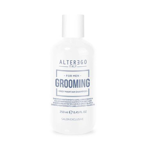 Grooming Hair Collection Grey Maintain Shampoo 250ml