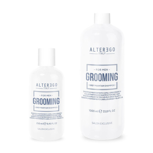 Grooming Hair Collection Grey Maintain Shampoo 1000ml