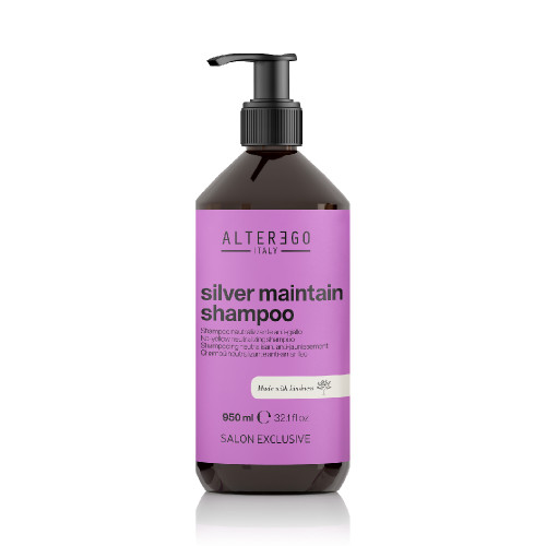 Alter Ego Silver Maintain Shampoo 950ml