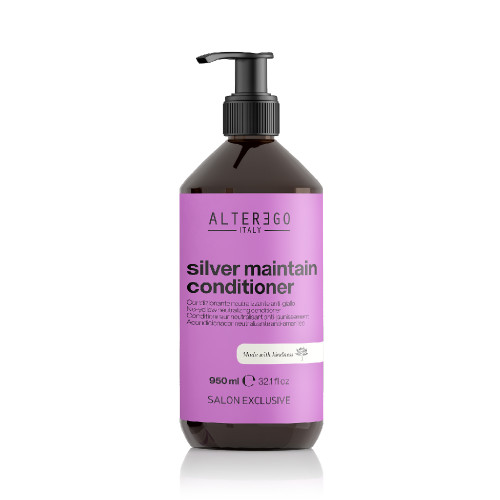 Alter Ego Silver Maintain Conditioner 950ml