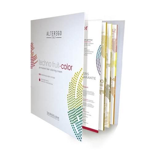 Colour Chart Technofruit Color LARGE  (122 Nuances)