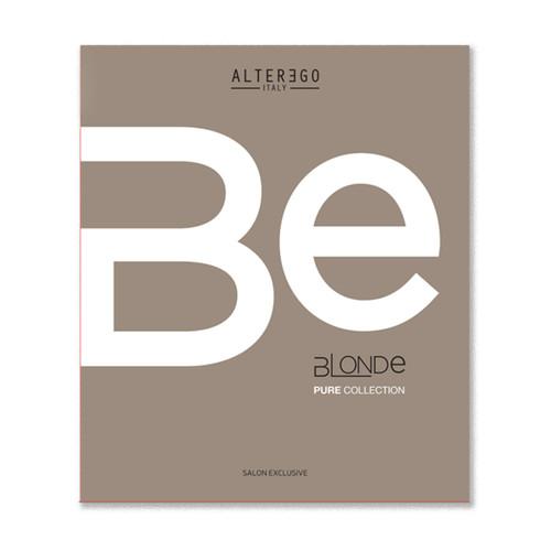 Be Blonde Color Chart Pure Toner & Diamond Lift