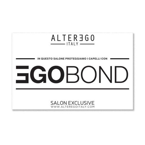 Ego Bond Window Sticker