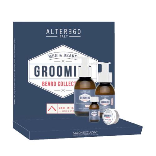 Grooming Beard Collection Display