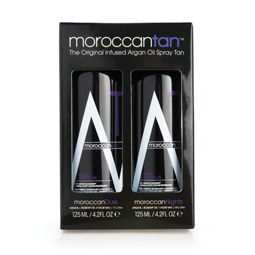 MoroccanTan Exotic Collection Sample Pack 2 x 125ml