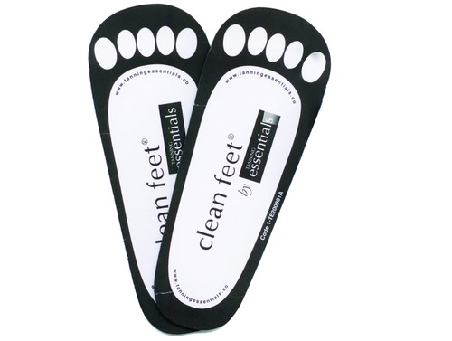 Clean Feet - Foam - 25 Pack