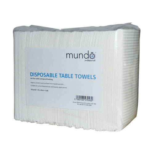 Disposable Table Towels (125pk)