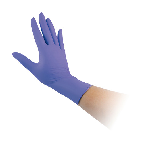 Nitrile Gloves Indigo (Large)