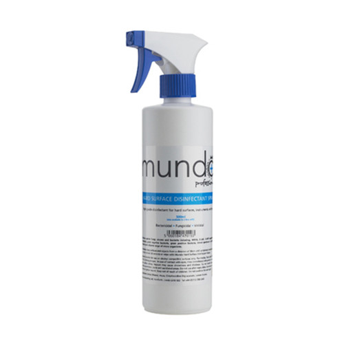 Mundo Hard Surface Disinfectant Spray (500ml)
